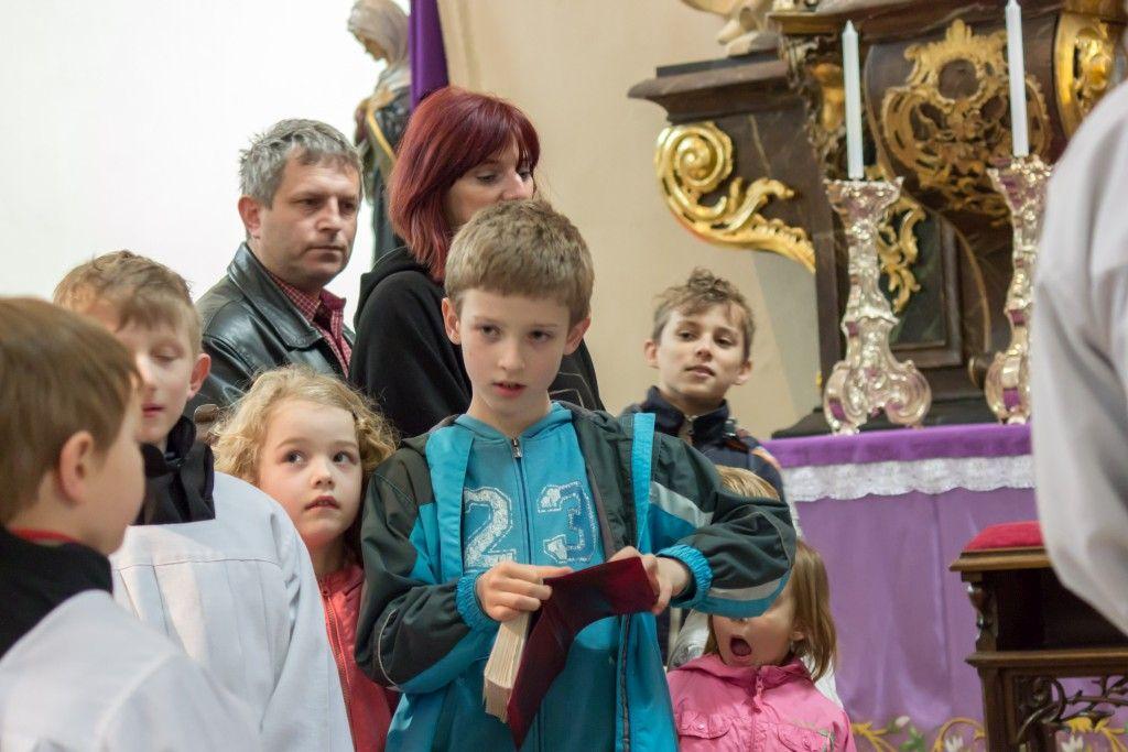 ... Křížová cesta 5. postní neděli 6. 4. za rodiny s dětmi ... 401d91f5b8
